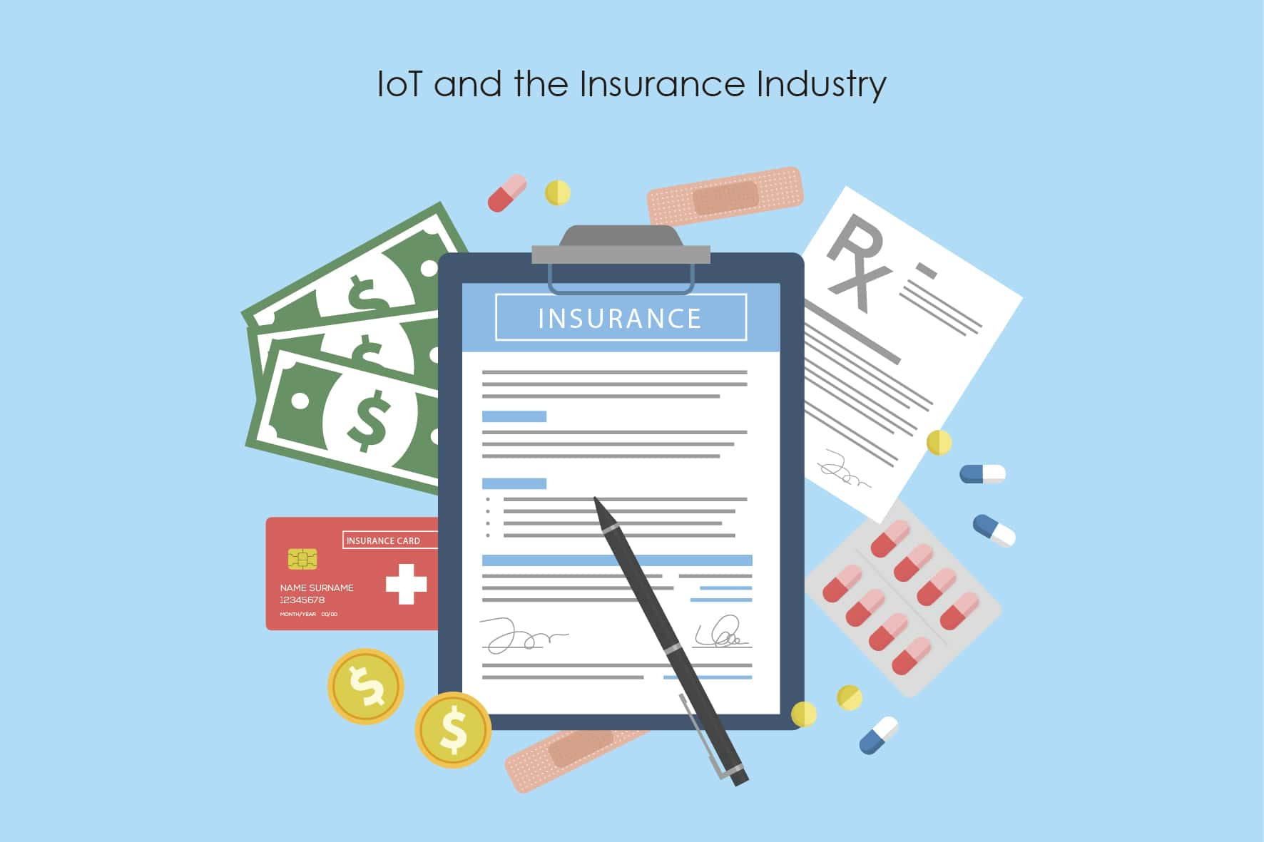 IoT and the insurance industry