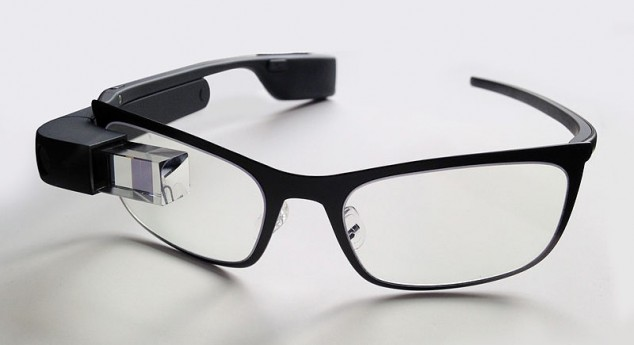 Google glass for m2m