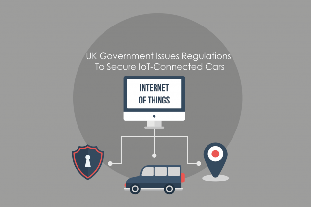 UK Government Issues Regulations To Secure IoT-Connected Cars